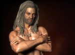 Witcher - First Luxrender test by Pinkatron2000