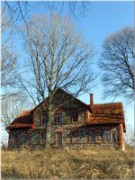 A house by the roadside... by Yancis