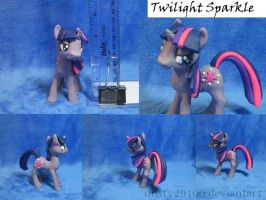 Smirking Sparkle by dustysculptures