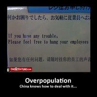 China overpopulation by orcbruto