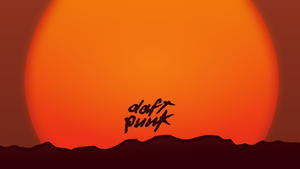 Daft Punk - Get Lucky (sunrise scene) by kartine29