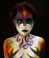 Body Painting 4 by BoneK