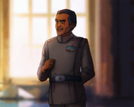 Imperial Calendar 2016: March - Moff Panaka by Teq-Uila