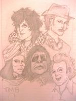 The Mighty Boosh by none-of-the-sort