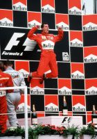 Michael Schumacher (Hungary 1998) by F1-history