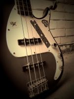 BASS-IC'S #3 by ANDYBURGESS