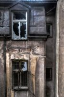 Ruined House HDR by FinnianTerra
