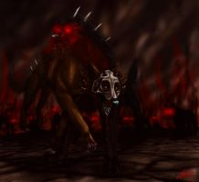 Headstrong Bloodshed by VorpalBeast