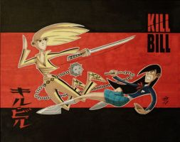 Kill Bill by OtisFrampton