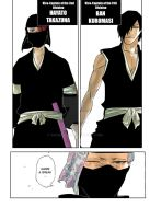 Bleach:Re Chapter79. Blood on the Blade by SKurasa