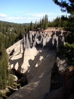 Crater Lake Pinnacles 2 by Geotripper