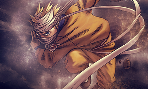 Naruto Unleashed by SKetch-GFX