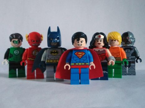 Justice League (3) by Anonyme003