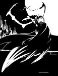 Batman by androsm