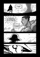 Forbidden Frontiers 107 How dare you! by Pokkuti