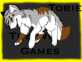 Tobie Ref official WolfGames by AbsolGuardian