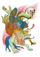 Chimera by evelmiina