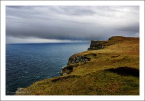 Skye Cliffs by Ballisticvole
