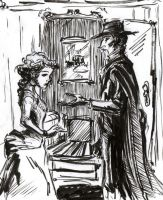 that little distance between us by EriksDesdemona