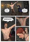 Snakeblade page 35 by SnakebladeComic