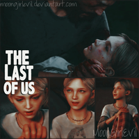 The Last Of Us Sarah by MoonGirlEvil