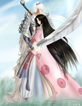 Inuyasha - The power to protect by Etrilya