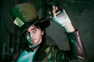 Mad Hatter by Almost-Human-Cosband