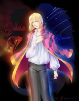 HOWL by kaminary-san