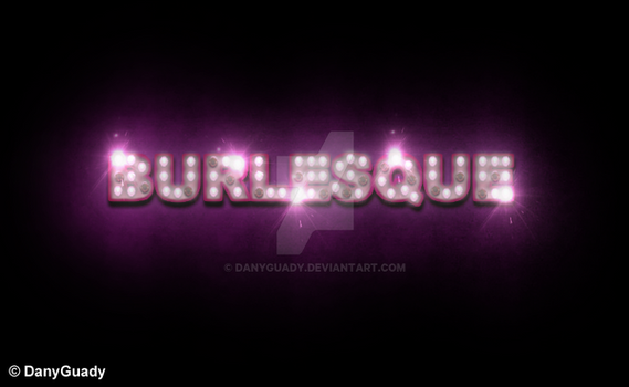 Burlesque by DanyGuady