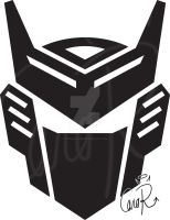 Autobots insignia by CaroRichard