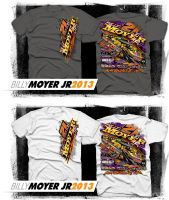 Billy Moyer JR TEE by Bmart333