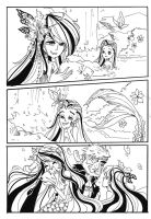 Oona sure love Synan by Charming-Manatee