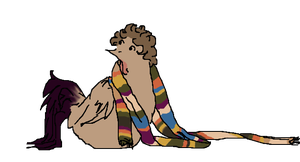 Fourth Doctor Chicken by 14InAHeart