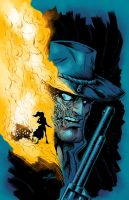 Jonah Hex Commission... by slotfi