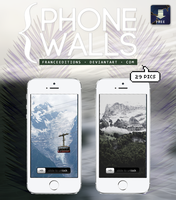 Bohemian Nature // Phone WALLS by FranceEditions