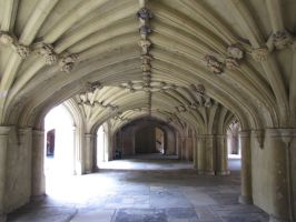 Lincoln Inn - going to chapel by kwizar