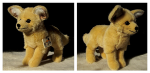 Kosen Standing Fennec Fox by The-Toy-Chest