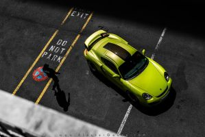 Porsche Cayman Techart by alexisgoure