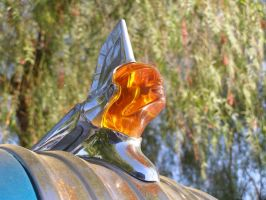 Pontiac Hood Ornament by Jetster1
