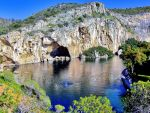 Vouliagmeni Lake by Sc1r0n