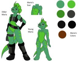 Maria's Reference Sheet by bb14