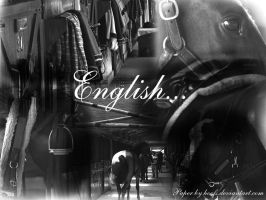 English Riding Wallpaper by Hoofs