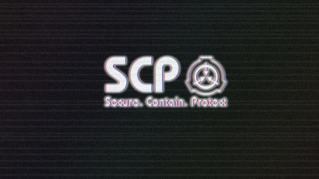 SCP VHS-Style Wallpaper by IndieHyperNova