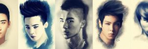 Big Bang All in One. by gluttonpig