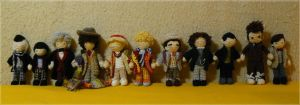 Eleven Doctors by ilwin