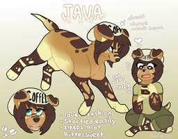 Java Ref by Ravynflight