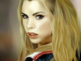 Billie Piper by ThestralGirl
