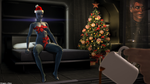 Merry x-mas Commander by Dragon-Claw666