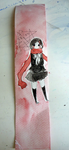 Ayano Tateyama - Bookmark by Emisiala