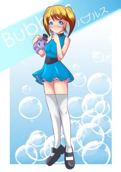Bubbles by xXAngeLuciferXx